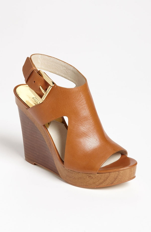 'Josephine' Wedge Sandals by Michael Michael Kors in Sleeping with Other People