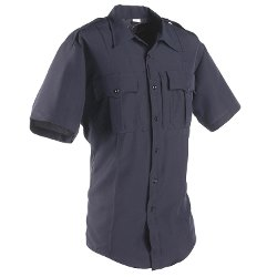 Power Stretch Wool Short Sleeve Duty Shirt by Flying Cross in Hot Pursuit