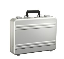 Premier Aluminum Attache Case by Zero Halliburton in The Secret Life of Walter Mitty