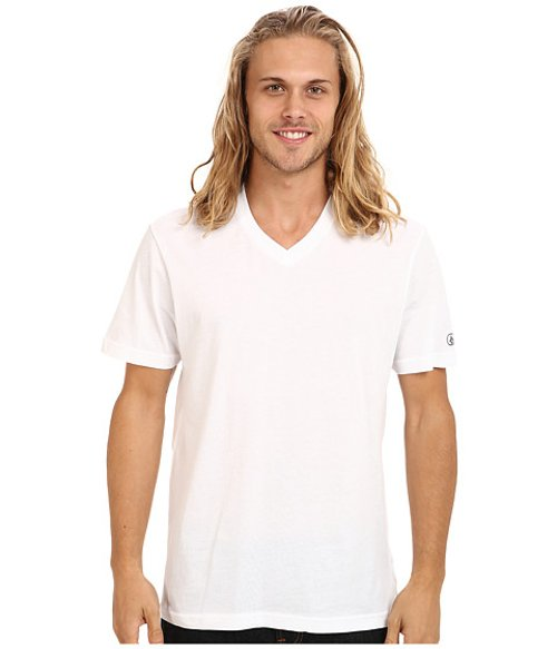 V-Neck Under Tee by Volcom in That Awkward Moment