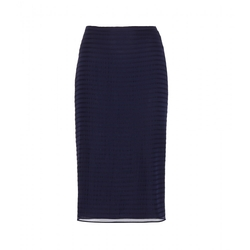 Wool And Silk Skirt by Burberry Prorsum in Suits