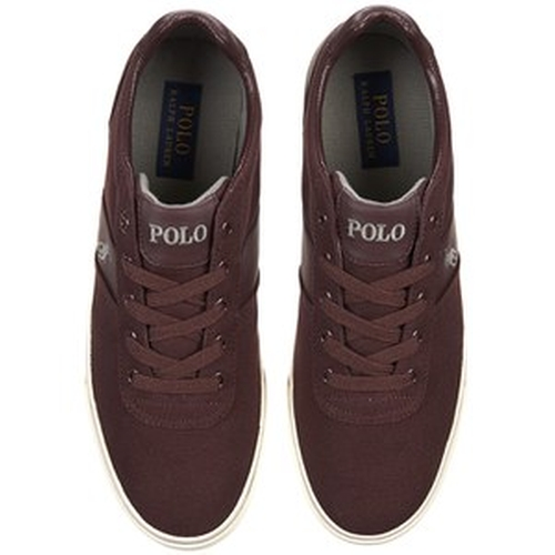 Hanford-Ne Canvas Trainers Shoes by Polo Ralph Lauren in We Are Your Friends