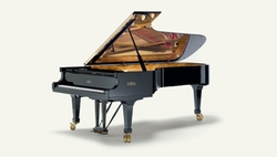 F278 Grand Piano by Fazioli in Fifty Shades of Grey