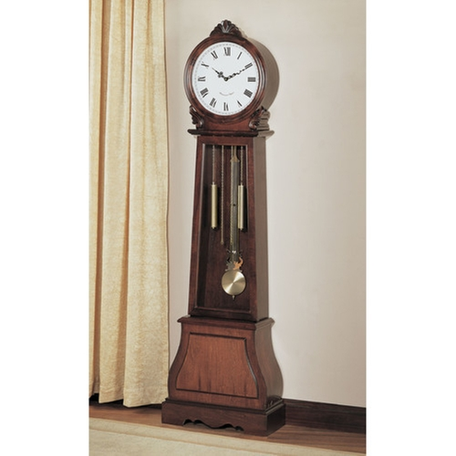 Grandfather Clock by Wildon Home in Mr. & Mrs. Smith