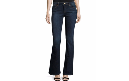 Boot-Cut Denim Jeans by Michael Michael Kors in Rosewood - Season 2 Episode 1