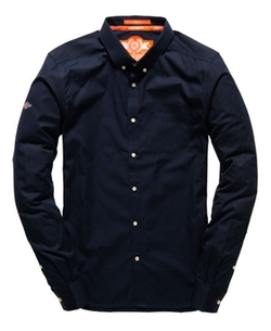 Premium Button Down Shirt by Superdry in Spotlight