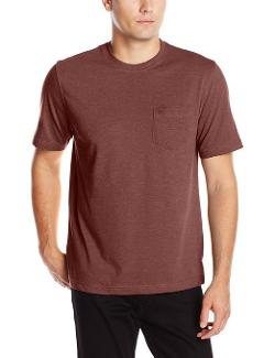 Men's Short Sleeve Solid Jersey Crew Neck T-Shirt by IZOD in Wish I Was Here