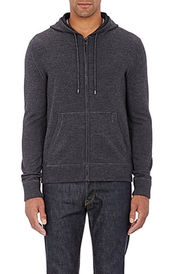 Terry Zip-Front Hoodie Jacket by Michael Kors in Harry Potter and the Deathly Hallows: Part 2