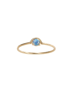 Single Nestled Opal Ring by WWAKE in Pretty Little Liars