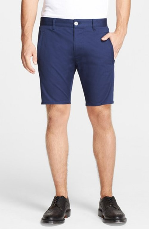 Slim Fit Chino Shorts by Dsquared2 in Pitch Perfect 2