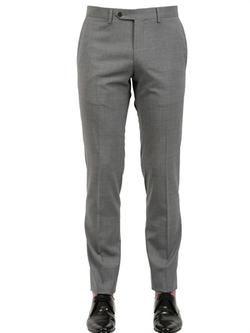 Neat Dress Pants by Riviera Spencer in Black Mass