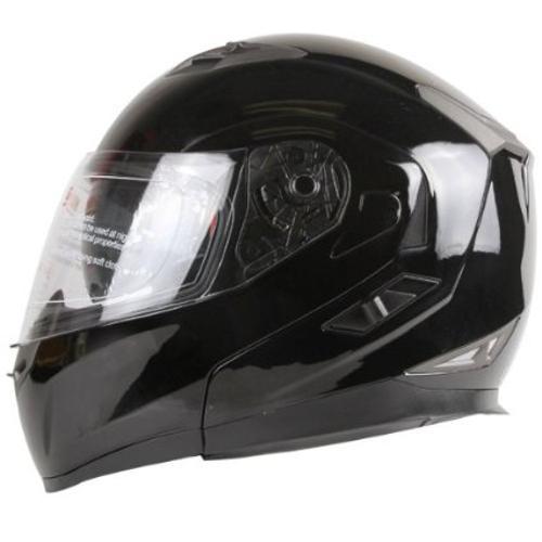 Dual Visor Motorcycle Helmet by IV2 in Hall Pass