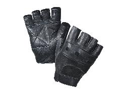 Fingerless Biker Gloves by Rothco in Sabotage