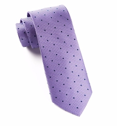 Grenafaux Dots Tie by The Tie Bar in Gossip Girl