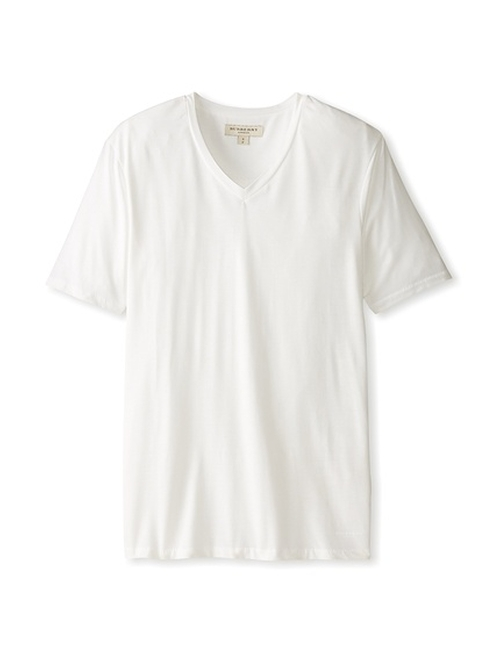 Technical Modal Blended T-Shirt by Burberry in The Big Lebowski