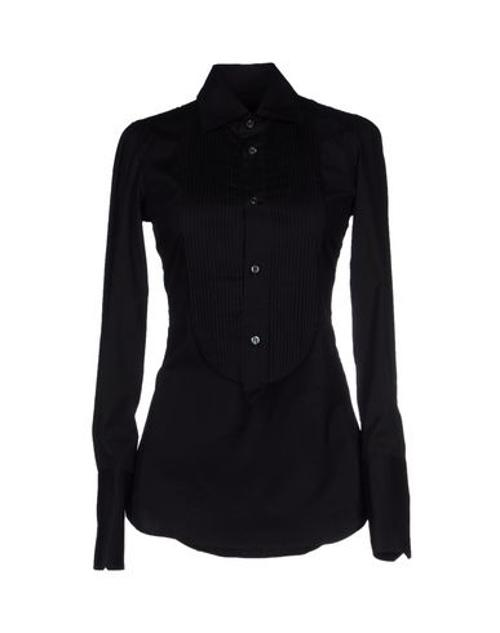 Women's Long-Sleeve Blouse by Dsquared2 in Addicted