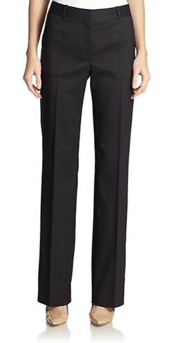 Stretch Wool Taliani Trousers by Boss Hugo Boss in Paper Towns