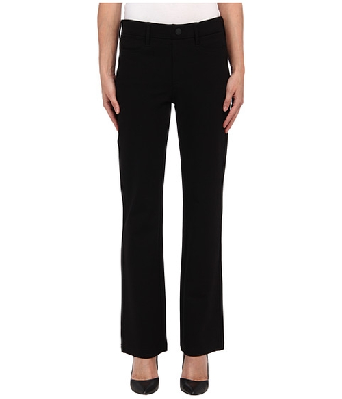 Petite Pull-On Baby Bootcut Ponte Pants by NYDJ in Pretty Little Liars - Season 6 Episode 4