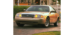 Crown Victoria by Ford in Let's Be Cops