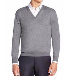 High Performance Wool Sweater by Ermenegildo Zegna in Ballers
