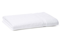 Madeleine Bath Sheet Towel by One Kings Lane in The Overnight