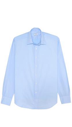 Kent Pinstripe Shirt by Glanshirt in What If