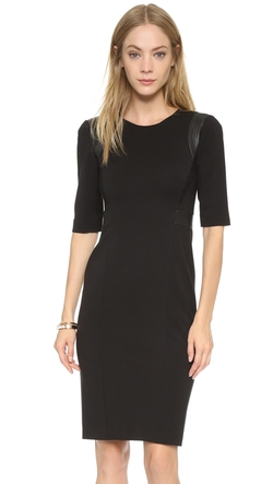 Ponte Dress by Rebecca Taylor in The Good Wife
