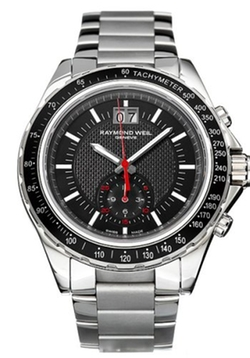 Men's RW Sport Chrono Watch by Raymond Weil in Suits