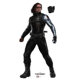 Custom Made Winter Soldier Costume by Judianna Makovsky (Costume Designer) in Captain America: The Winter Soldier