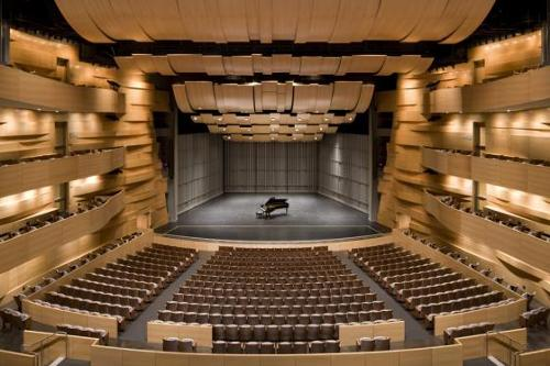 Valley Performing Arts Center Northridge, California in Transcendence