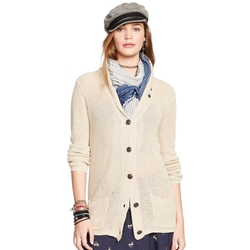 Shawl-Collar Cardigan by Ralph Lauren in Ricki and the Flash
