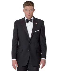 Three-Button Madison Fit Tuxedo Jacket by Brooks Brothers in Arrow