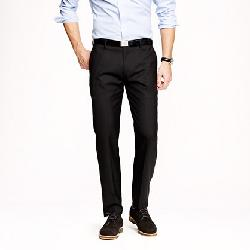 LUDLOW CLASSIC SUIT PANT IN ITALIAN WOOL by J. Crew in The Wolf of Wall Street