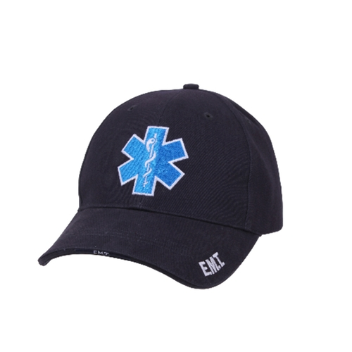 Paramedic Medic Star Of Life Baseball Cap by Rothco in The Town
