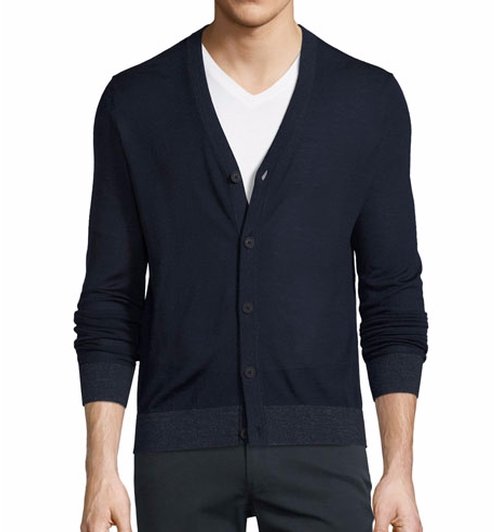 Rothley Merino Wool Cardigan by Theory in New Girl - Season 6 Episode 1