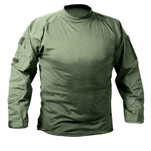 Military Combat Shirt by Rothco in Sabotage