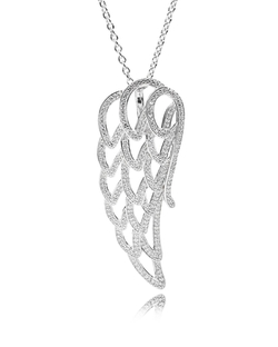Angel Wing Necklace by Pandora in Nashville