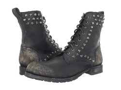 Biker Lace Boots by Frye Rogan in The Best of Me