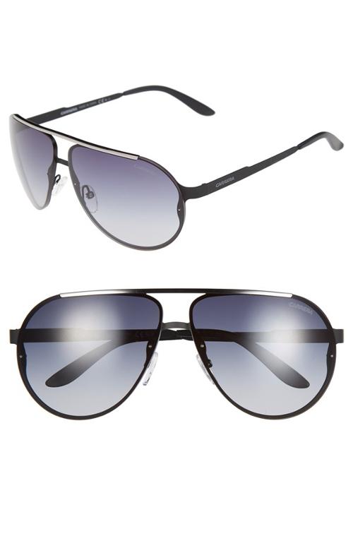 Aviator Sunglasses by Carrera Eyewear in Entourage