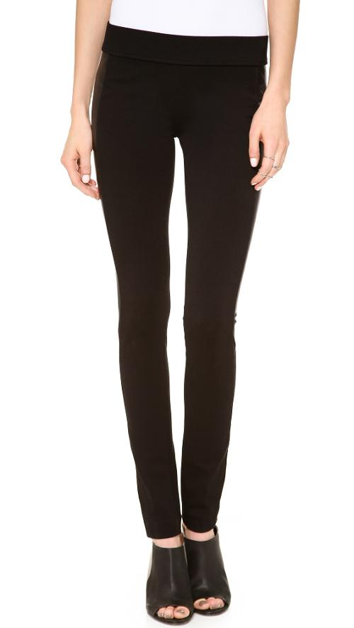 Simone Leggings by Club Monaco in Let's Be Cops