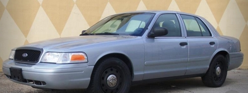 2008 Crown Victoria Sedan by Ford in Captive
