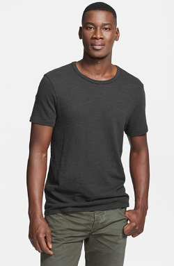 Slubbed Cotton T-Shirt by Rag & Bone in Top Five