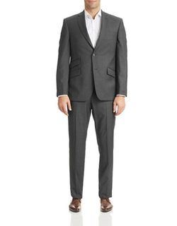 Slim Fit Two Piece Suit by Ted Baker in Supergirl