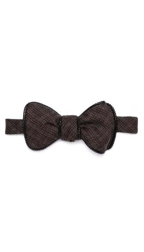 Cashmere Bow Tie by Mister. Duvall in Get On Up
