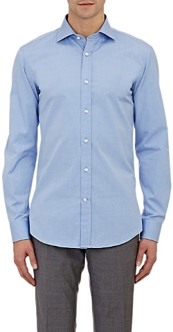 End-On-End Dress Shirt by Ralph Lauren Black Label in The Transporter: Refueled