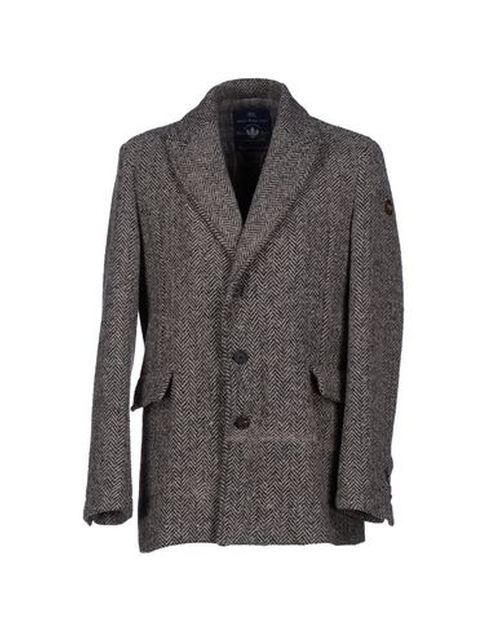 Tweed Blazer by New England in Victor Frankenstein
