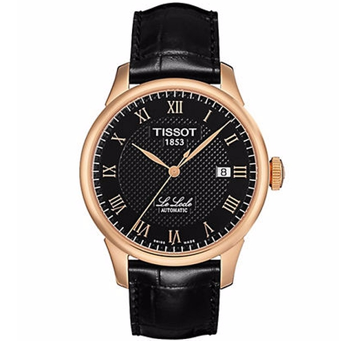 Men's Le Locle Automatic Watch by Tissot in Chelsea - Season 1 Episode 1