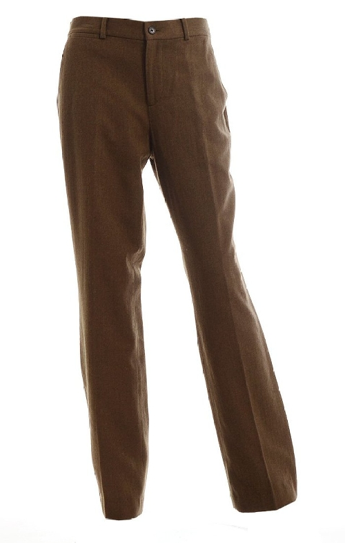 Fall Wool Blended Camaron Pants by Ralph Lauren in The Visit