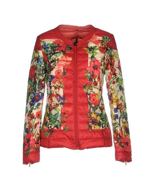 Floral Design Jacket by J.O.T.T  Just Over The Top in Triple 9