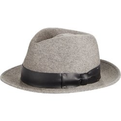Francis Fedora Hat by Mr. Kim in Cinderella